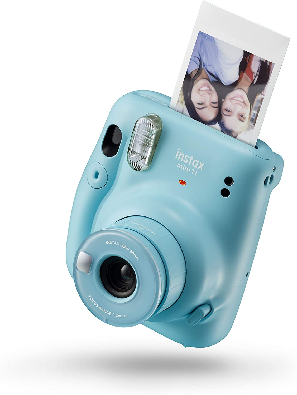 Instax Mini 11 Sky Blue Fujifilm 16654956 image