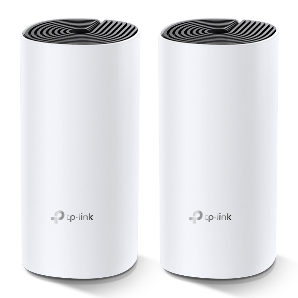 WiFi System Tp-Link AC1200 Deco M4 2 Pack v.2 Whole Home Mesh  image