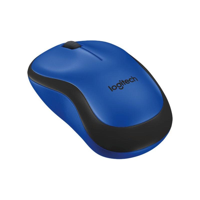 Ασύρματο Laser Ποντίκι Logitech Silent M220 Silent Blue 910-004879 image