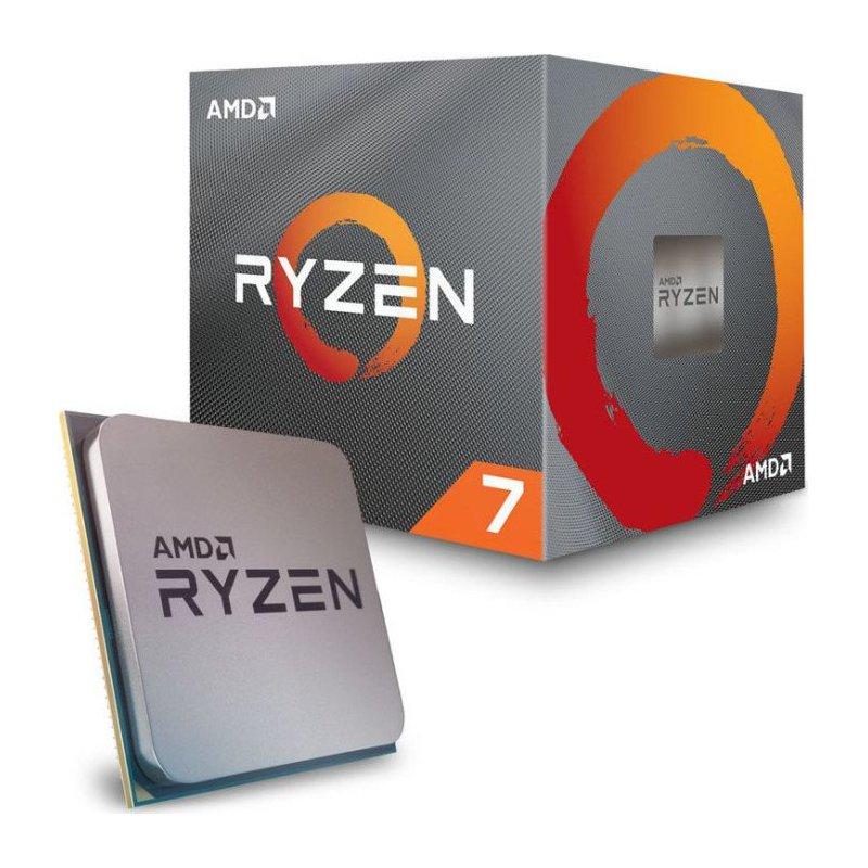 Επεξεργαστής Ryzen 7 3800X 4.5GHz 100-100000025BOX image