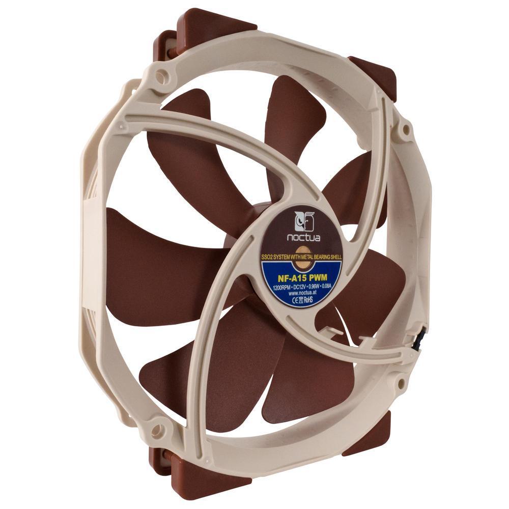 Ανεμιστήρας Premium Fan 150mm 140x150x25 mm Noctua NF-A15 PWM image