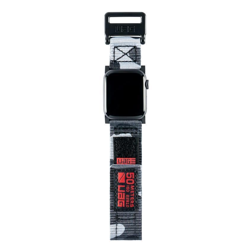 Ανταλλακτικό Λουράκι UAG Active Strap Midnight Για Apple Watch 42mm/44mm 19148A114061 image