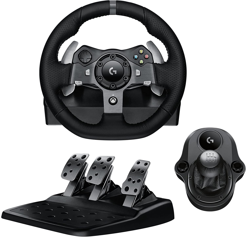 Τιμονιέρα Driving Force G920 PC,  X BOX ONE Logitech 941-000123 image