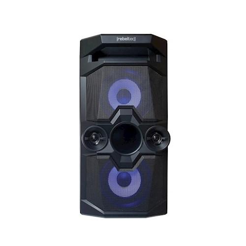 Φορητό Ηχείο Karaoke Soundbox 480 50W RMS Karaoke Rebeltec Bluetooth/Aux/Radio/Usb/MicroSd  image