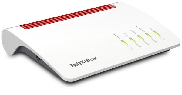 AVM Modem/Router FRITZ!Box 7590 DSL/VDSL Ελληνικής Αντιπροσωπείας 20002804 image
