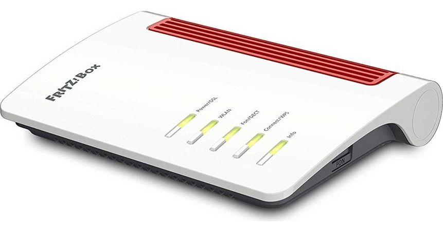 AVM Modem/Router FRITZ!Box 7530 DSL Ελληνικής Αντιπροσωπείας 20002845 image