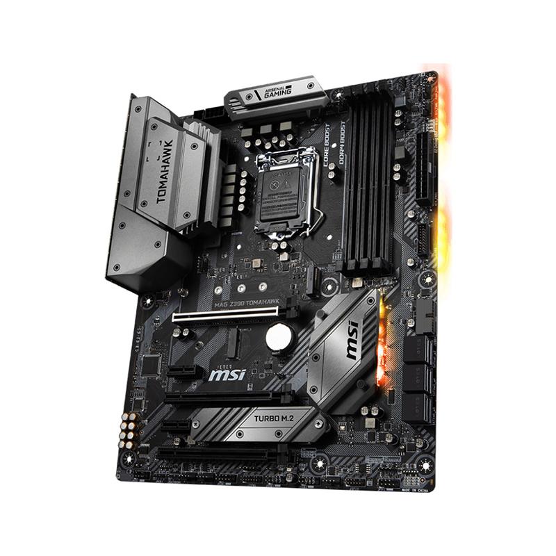 Gaming Motherboard MSI MAG Z390 Tomahawk Socket INTEL 7B18-001R image