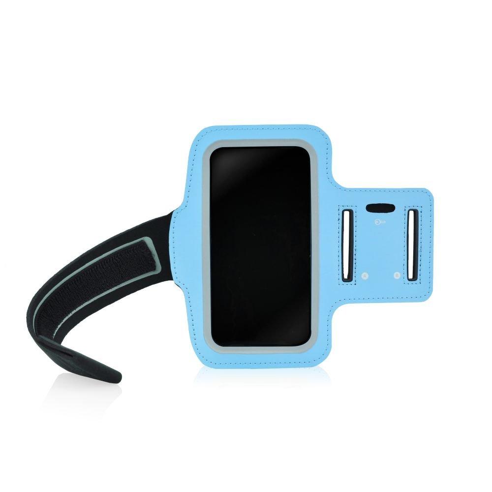 "Armband Sport Case για iPhone 5,5s 4"" Universal Blue Size 01 image"