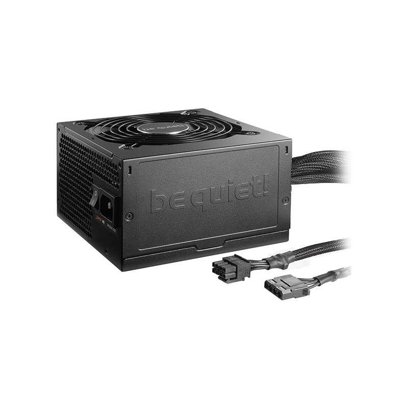 Power Supply (Τροφοδοτικό) System Power 9 500W Be Quite BN246 image