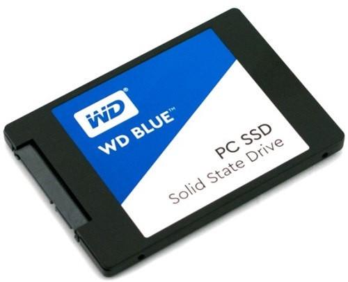 SSD Western Digital Blue 3D Nand 250GB WDS250G2B0A image