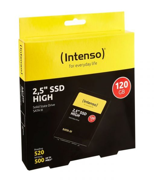 SSD Intenso High Performance 120GB 3813430 500MB/s image