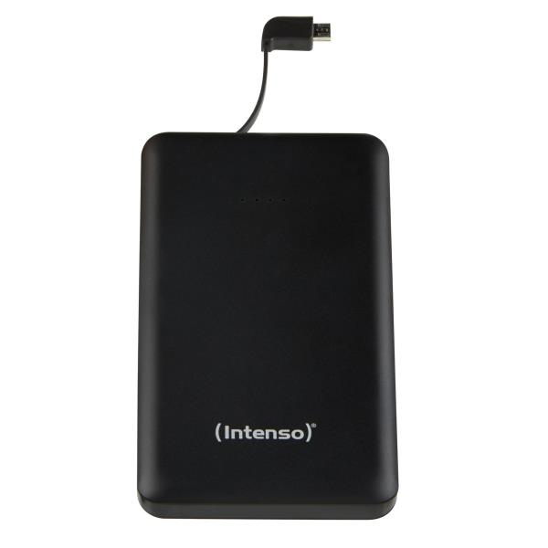 Power Bank Intenso S10000 Micro USB Slim Black 10000mAh image
