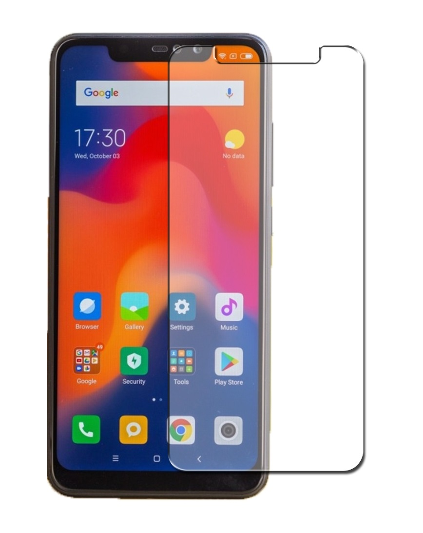 Tempered Glass 9H 0.33mm Xiaomi Redmi Note 6 Pro image