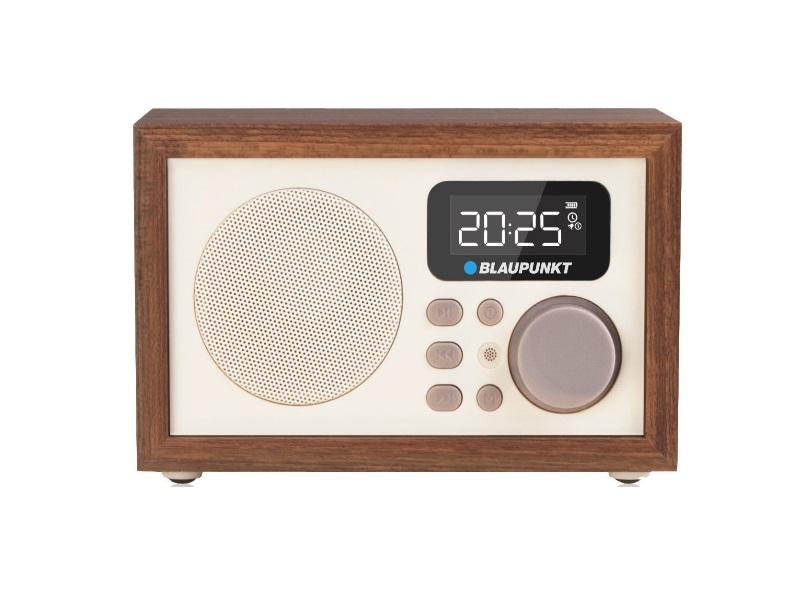 Ραδιόφωνο FM, MP3, Microsd, USB Blaupunkt HR5BR Καφέ image