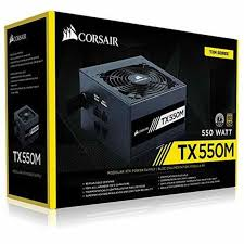 Power Supply (Τροφοδοτικό) TXM Series TX550M 550W 80+ Gold CP-9020133-EU image