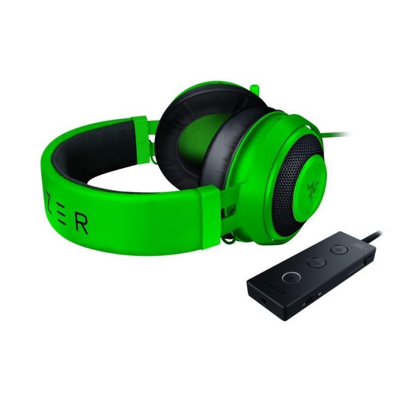 Ακουστικά Κεφαλής Razer Kraken Tournament GREEN PC,MAC,PS4,XBOX ONE/MOBILE RZ04-02051100-R3M1 image