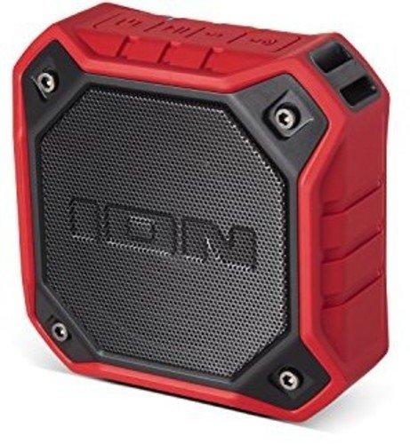Φορητό Αδιάβροχο Bluetooth Ηχείο ION Dunk Red image