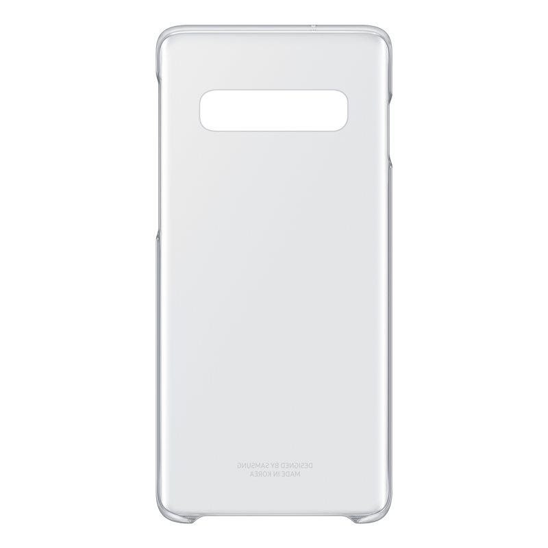 Original Clear Cover Samsung Galaxy S10 G973 Transparent EF-QG973CTE image