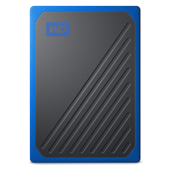 Εξωτερικός Δίσκος SSD Western Digital My Passport GO 500GB WDBMCG5000ABT image