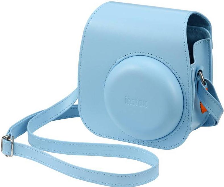 Θήκη Φωτογραφικής Μηχανής Fujifilm Instax Mini 11 Sky-Blue