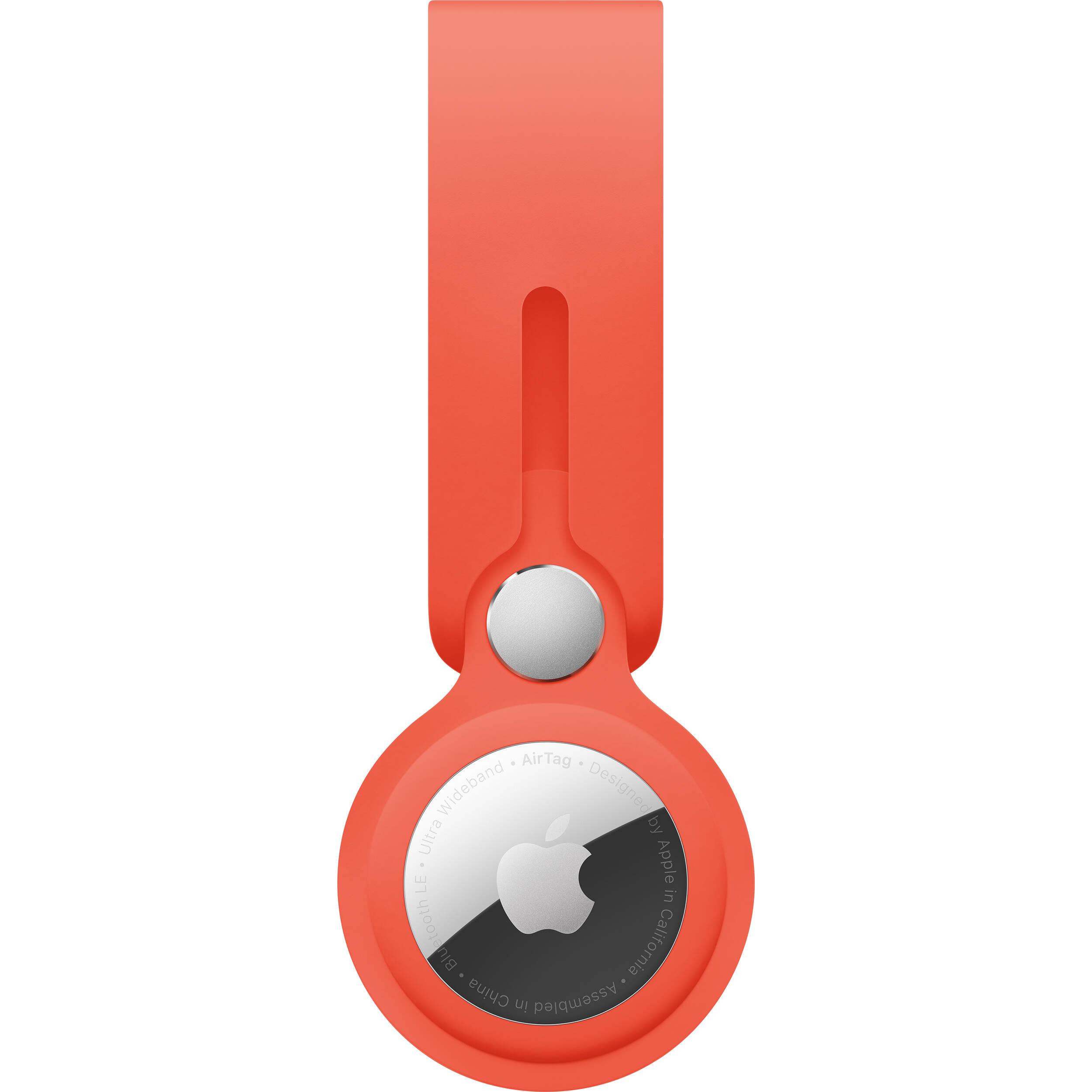 Airtag Loop Electric Orange MK0X3ZM/A image