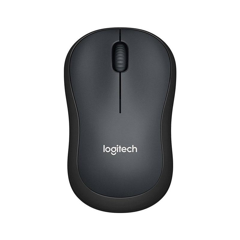 Ασύρματο Laser Ποντίκι Logitech M220 Silent Black 910-004878 image