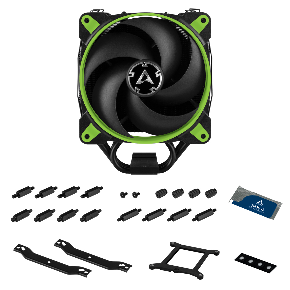 Ψύκτρα CPU Freezer 34 eSports DUO Green (MX-4 0.8gr included)