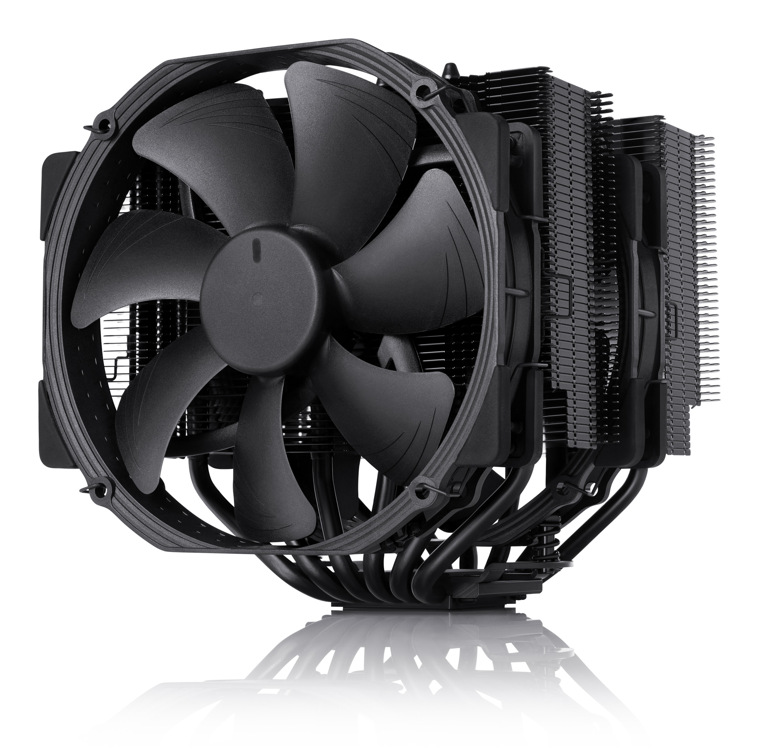 Ψύκτρα CPU Cooler NH-D15 Noctua Chromax.black AM3+, AM4 LGA1151 image