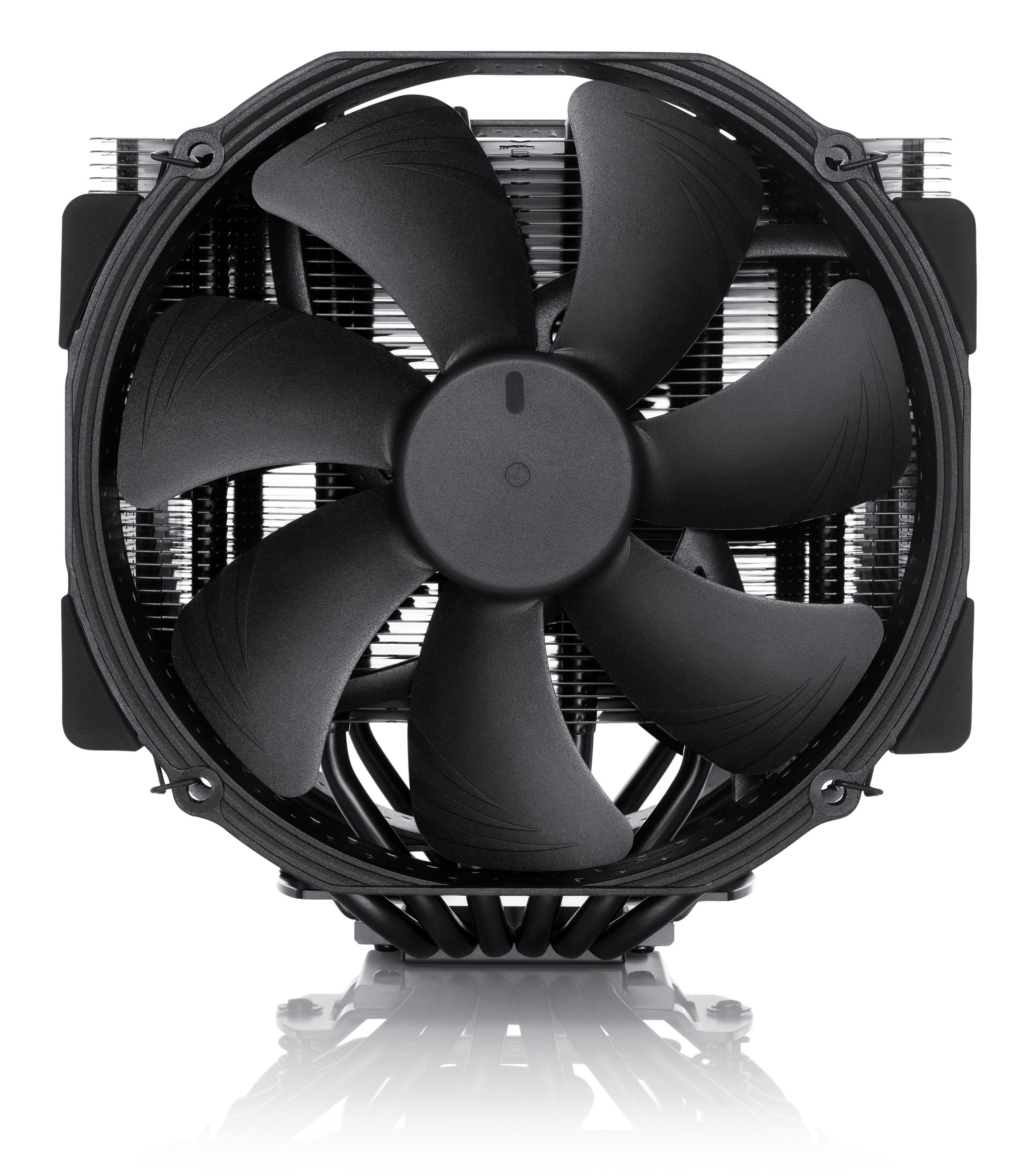 Ψύκτρα CPU Cooler NH-D15 Noctua Chromax.black AM3+, AM4 LGA1151