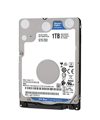 """HDD Western Digital Caviar Blue 2.5"""" 1TB WD10SPZX image"""