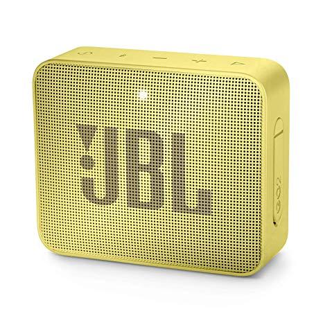 Φορητό Bluetooth Ηχείο JBL GO2 Yellow JBLGO2YEL image