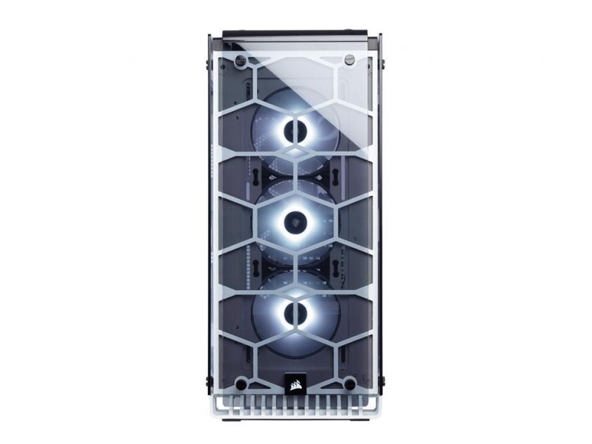 Κουτί Η/Υ Corsair Crystal 570X RGB CC-9011110-WW White image