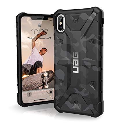 iPhone Xs MAX UAG Pathfinder SE Case Camo Midnight 111107114061 image
