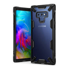 Samsung Galaxy Note 9 Fusion X Ringke Black MIL STD 810G-516.6  image