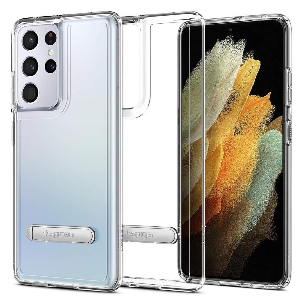 Samsung Galaxy S21 Ultra Spigen Ultra Hybrid Crystal Clear ACS02353