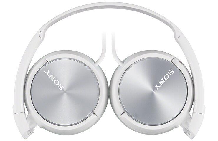 Ακουστικά Κεφαλής Στερεοφωνικά Sony MDR-ZX310W White image