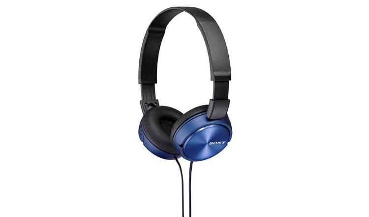 Ακουστικά Κεφαλής Στερεοφωνικά Sony MDR-ZX310L Blue image