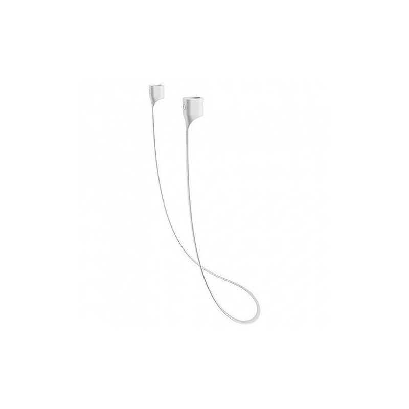 Earphone Strap For Airpods Baseus White/Grey ACGS-A0G image
