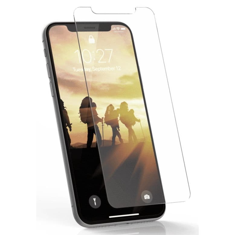 Rugged Tempered Glass UAG 9H iPhone XS/X image