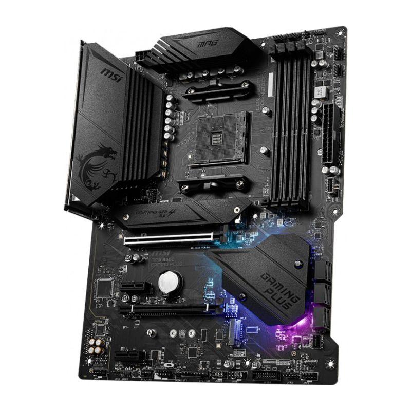 Motherboard MSI B550 Gaming Plus Socket AM4 7C56-003R image