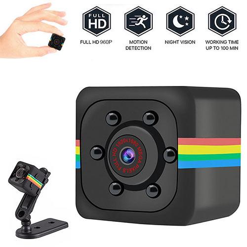 Mini Web Camera Full HD 1080p Lamtech LAM032808 image