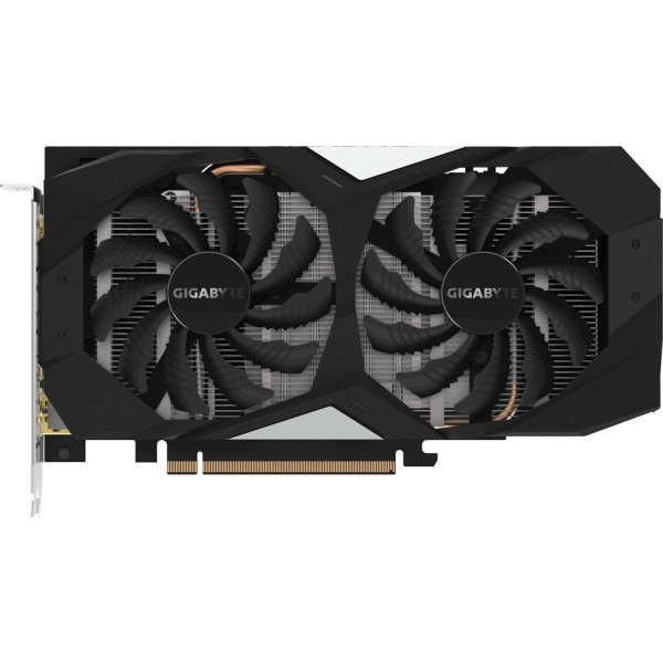 Κάρτα Γραφικών Gigabyte GeForce GT 1660ti 6GB OC GV-N166TOC-6GD