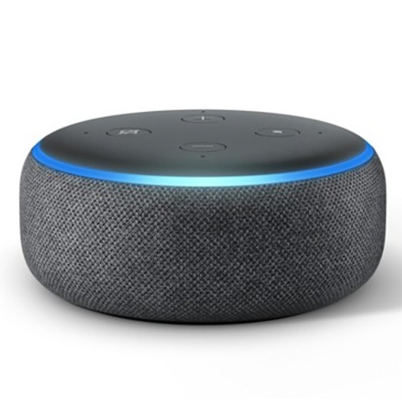 Amazon Echo Dot (3rd Gen) Charcoal  image