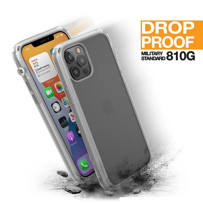 Influence Case iPhone 12 Pro Max Catalyst Clear