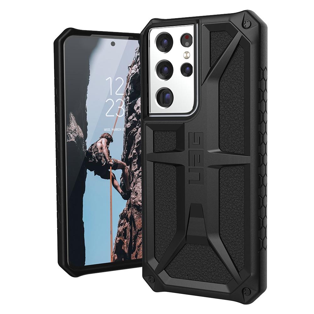 Samsung Galaxy S21 Ultra UAG Monarch Case Black 212831114040