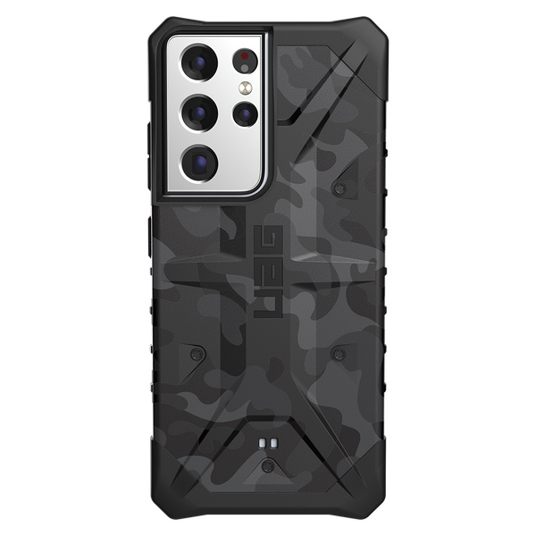 Samsung Galaxy S21 Ultra UAG Pathfinder Midnight Camo 212837114061