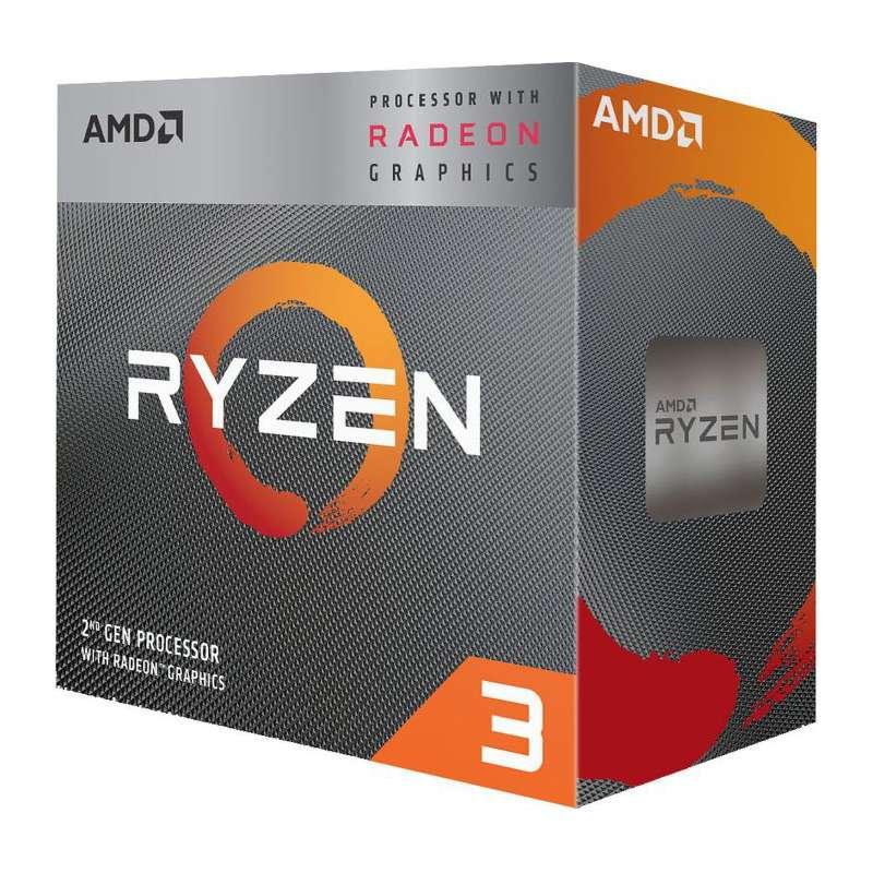 Επεξεργαστής Ryzen 3 3200G 4.0GHz Max Boost AM4 With Radeon Vega Graphics YD3200C5FHBOX image