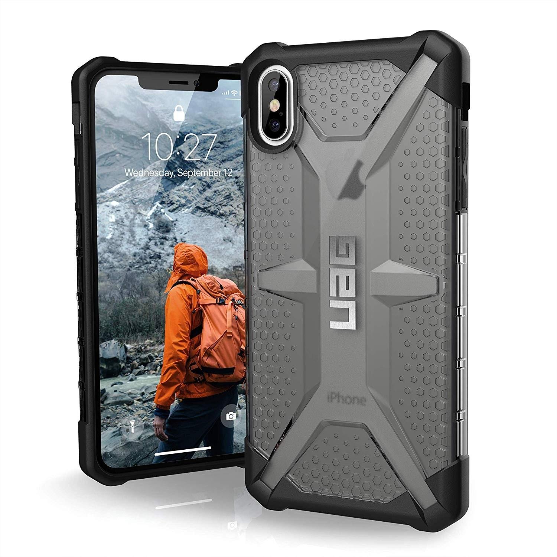 iPhone Xs MAX UAG Plasma Case ASH 111103113131 image