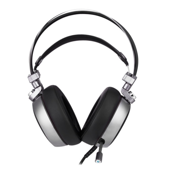 Gaming Ακουστικά Κεφαλής Nod Jarhead Black/Grey G-HDS-003 image