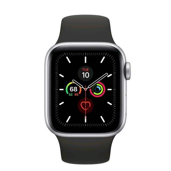 Apple Watch Series S5 Aluminium 44mm Space Gray MWVF2FD/A image